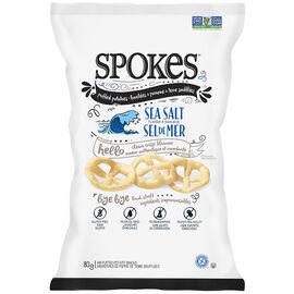 Spokes - Sea Salt - 80g