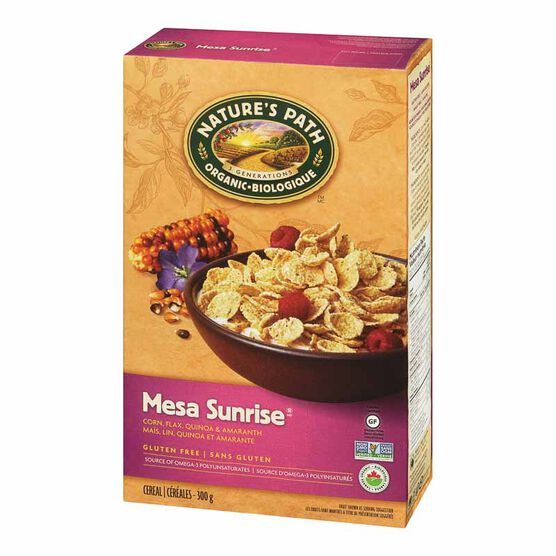 Nature's Path Organic Mesa Sunrise Cereal - 300g