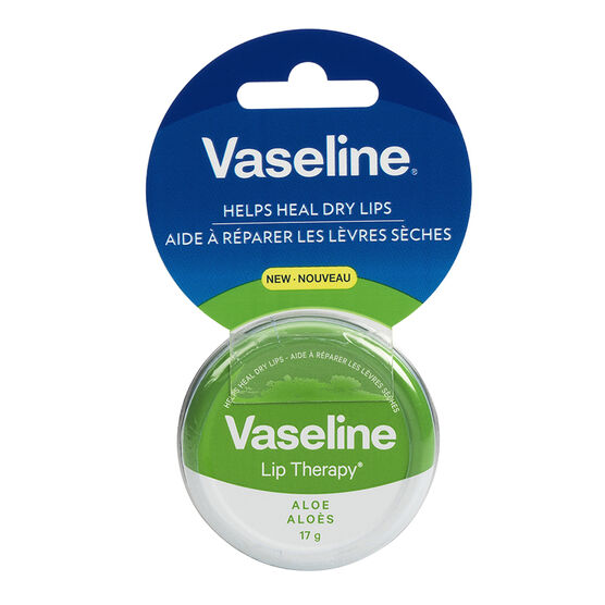 Vaseline Lip Therapy - Aloe - 17g