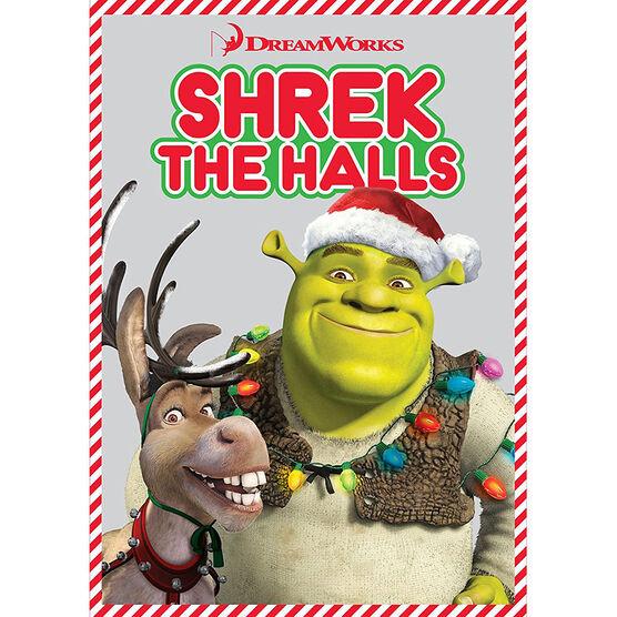 Shrek the Halls - DVD