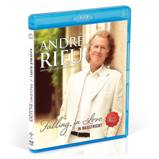 Andre Rieu - Falling In Love - Blu-ray