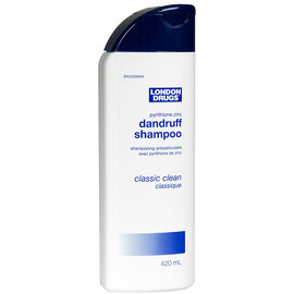 London Drugs Dandruff Shampoo - Classic Clean - 420ml