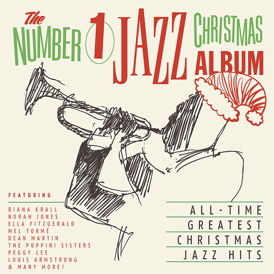 Various Artists - The Number 1 Jazz Christmas Album - 2CD