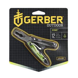Gerber Dime Multi-Tool - Green - 31-001132