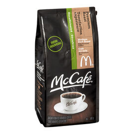 McCafe Premium Roast Decaffeinated  Coffee - Medium Dark Roast - 340g