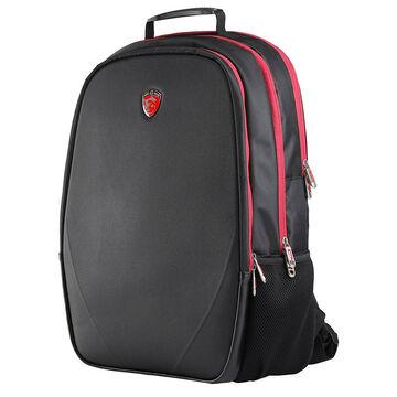 MSI Hardshell Backpack - 15-17 inch