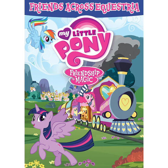 My Little Pony: Friendship Is Magic - Friends Across Equestria - DVD
