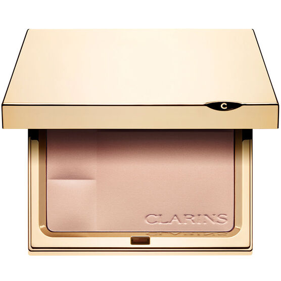 Clarins Ever Matte Shine Control Mineral Powder Compact - Transparent Opal