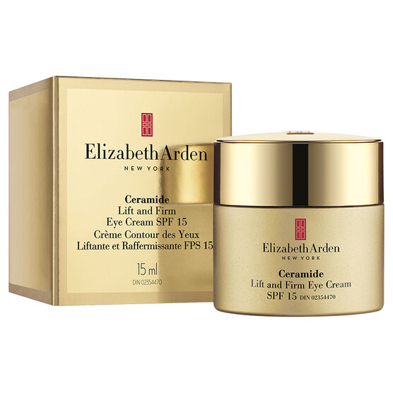 Elizabeth Arden Ceramide Lift and Firm Eye Cream SPF 15 - 15ml
