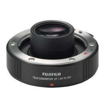 Fuji XF 1.4X Teleconverter - Black - 600015873
