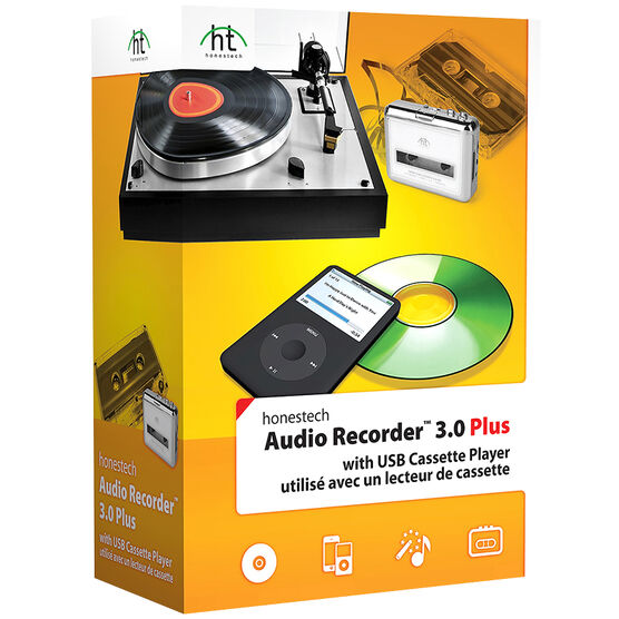 Honestech Audio Recorder 3