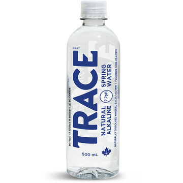 Trace Base Rocky Mountain Water - 500ml