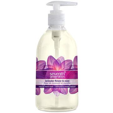 Seventh Generation Natural Hand Wash - Lavender Flower & Mint - 354ml