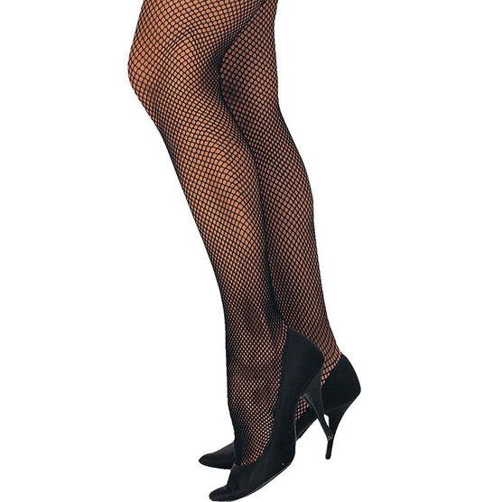 Halloween Fishnet Stockings - Black