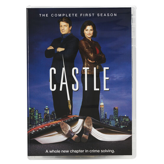 Castle: The Complete First Season - DVD