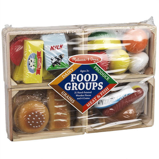 Melissa & Doug - 4 Food Groups