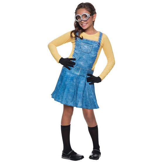 Halloween Minion Costume