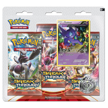 Pokémon  Breakthrough Blister - Assorted