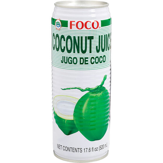 Foco Coconut Juice - 520ml