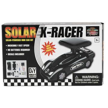 Solar X-Racer Do-It-Yourself Kit
