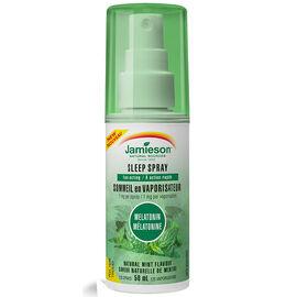 Jamieson Sleep Spray Melatonin - Mint - 58ml