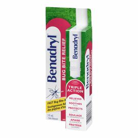 Benadryl Itch Relief Stick - 14ml