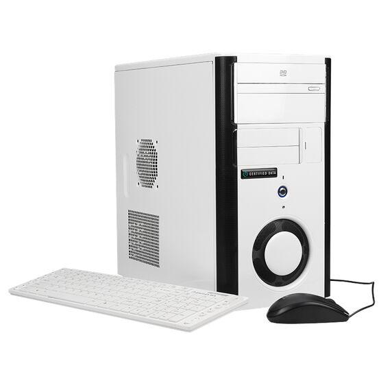 Certified Data Intel Core i7-4790 Desktop Computer