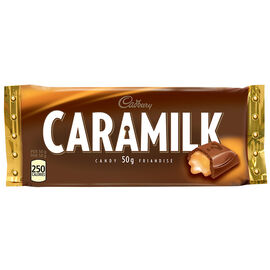 Cadbury Caramilk Bar - 50g