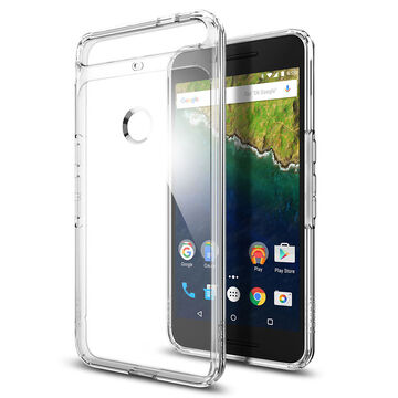 Spigen Ultra Hybrid Case for Nexus 6P - Clear Crystal - SGP11796