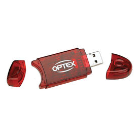 Optex Secure Digital Memory Card Reader - OSDRDR