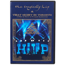 The Tragically Hip: That Night In Toronto - DVD
