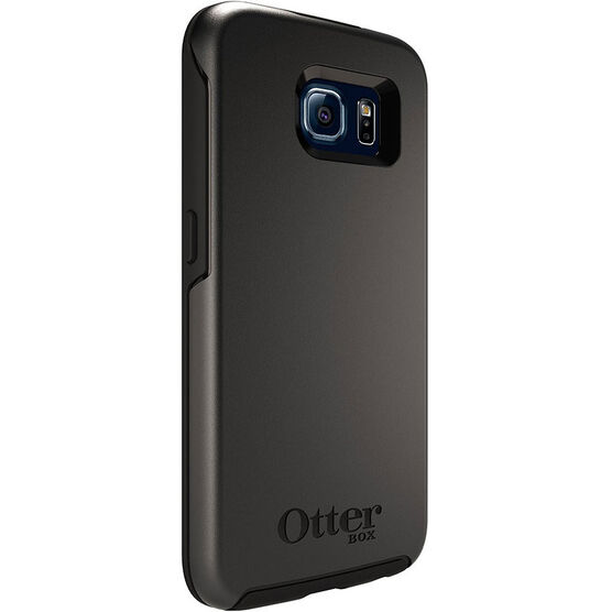 Otterbox Symmetry Case for Samsung Galaxy S6 - Black - OBSY5958BK
