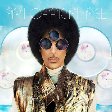 Prince - Art Official Age - Vinyl