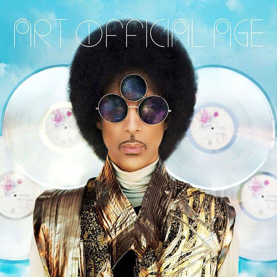 Prince - Art Official Age - Vinyl
