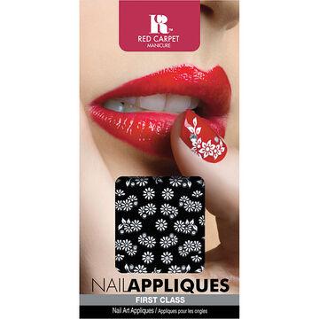 Red Carpet Manicure Nail Appliques