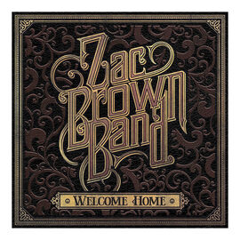 Zac Brown Band - Welcome Home - CD