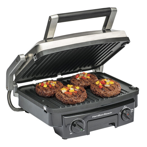 Hamilton Beach 5-in-1 Indoor Grill - 25340C