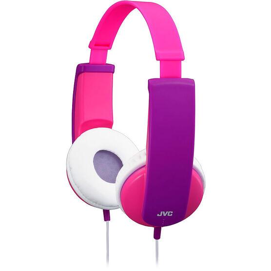 JVC Kids Headphones - Pink - HAKD6P