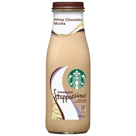Starbucks White Chocolate Mocha - 405ml