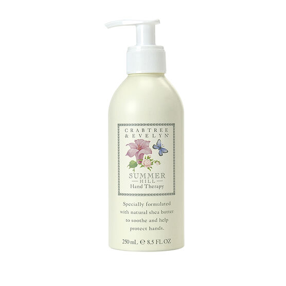 Crabtree & Evelyn Summer Hill Ultra-Moisturising Hand Therapy - 250ml