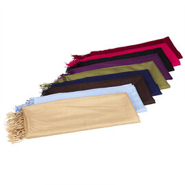 Courage Pashmina Bubble Scarf - Assorted