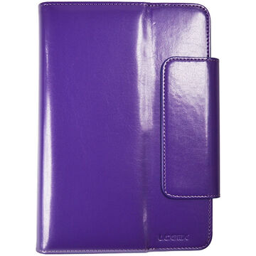Logiix Universal Folio for 7-8inch Tablets - Purple - LGX-10913