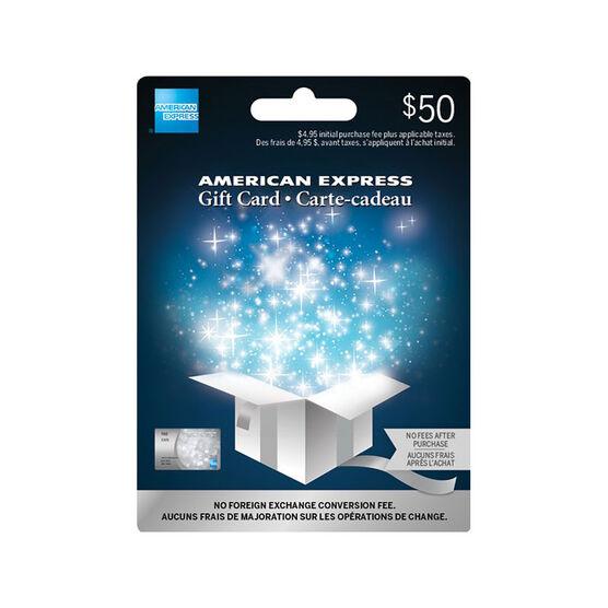 Amex Gift Card - $50