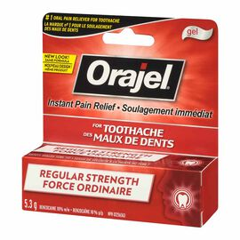 Orajel Regular 10% - 5.3g