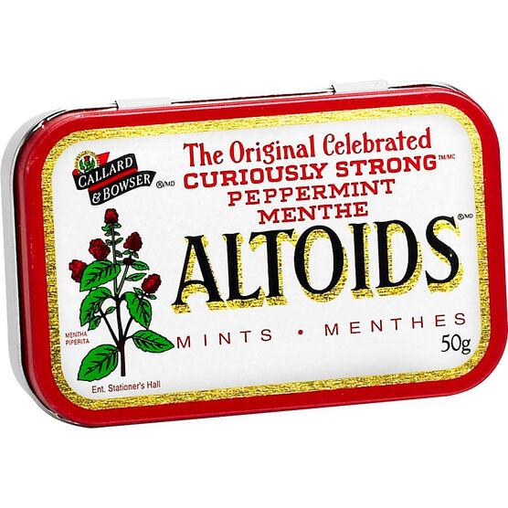 Altoids Original Peppermints - 50g