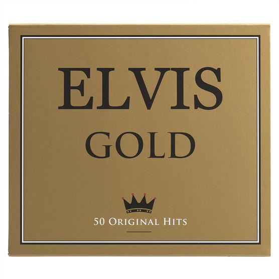 Elvis Presley - Elvis Gold - CD