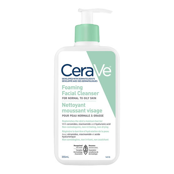 CeraVe Foaming Facial Cleanser - 355ml