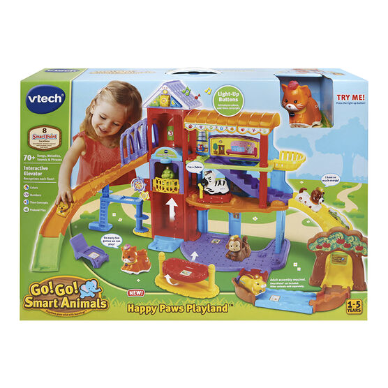 Vtech Go Go Smart Animals - Happy Paws Playland