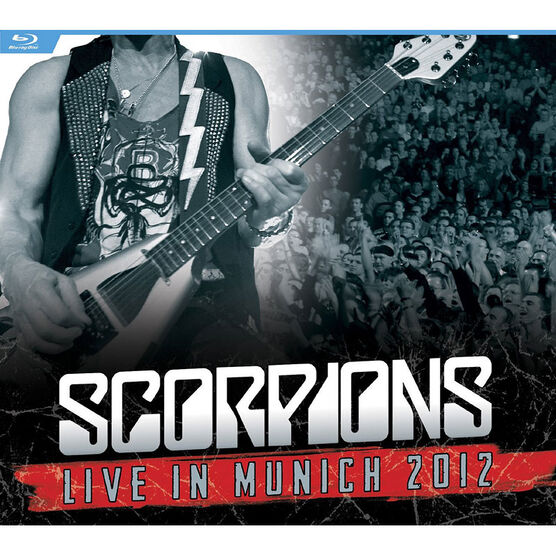 Scorpions: Live in Munich 2012 - Blu-ray
