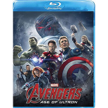 Marvel's The Avengers: Age of Ultron - Blu-ray